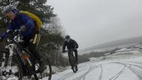 Eifelmarathon 2016 - auch dieses Mal Schnee