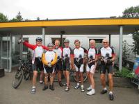 Ü65 Sauerlandtour 2014