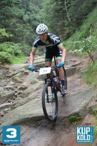 Jan Küpper beim Etappenrennen in Tschechien