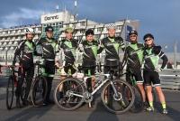 die Rennrad-Enthusiasten